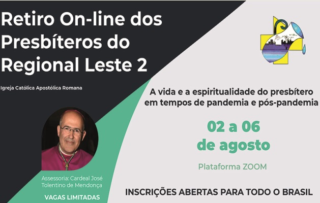 Retiro On-line do Presbíteros do Regional Leste 2